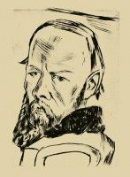 Bildnis Dostojewski