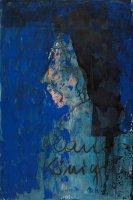 Blaue Königin