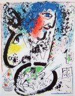 Selbstportrait Chagall 282