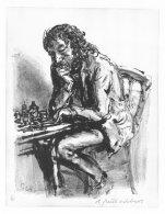 Der Schachspieler IV
