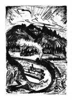 Bahnkurve Taunus