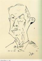 Porträt Thomas Mann